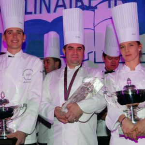 TAITTINGER LAUREATS