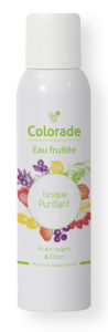 Eau fruitee fruits rouges citron Colorade by AKEO
