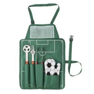 Set barbecue football, 30,90€ IDEECADEAU.FR