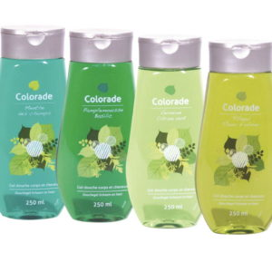 Colorade 4 parfums AKEO
