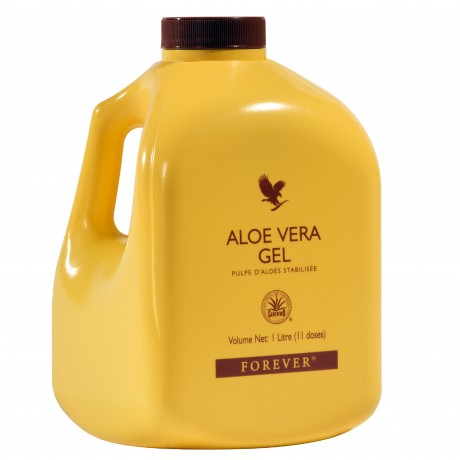Pulpe d'Aloes stabilisée Forever Living Products aloe vera