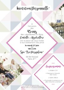 Invitation Event Centella