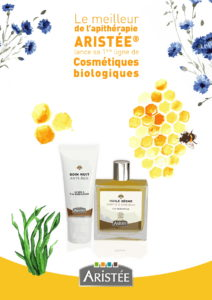 DP cosmetiques Aristee Pollenergie
