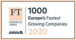 fastest growing company 2020
